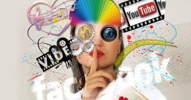kobieta reklama ilustracja marketing internetowy
