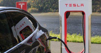 Tesła ładowanie samochodów elektryc