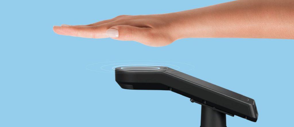 Amazon One czytniki dłoni wdziałaniu
