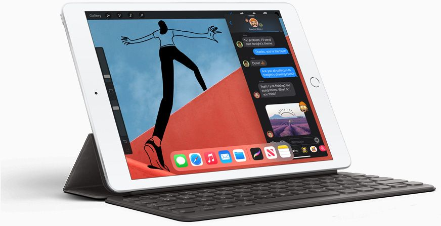 Apple iPad 8 klawiatura