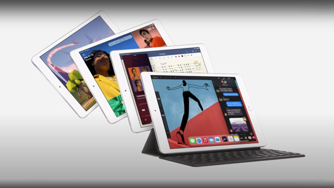 Apple iPad 8 zpowodzeniem zastąpi… tanie laptopy!