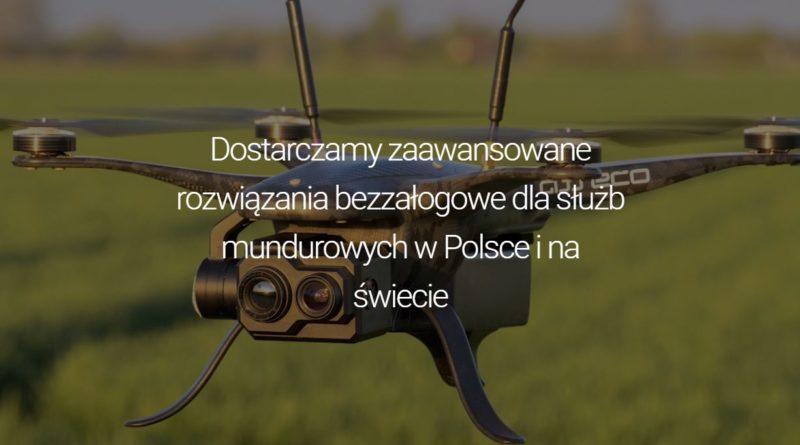 Drony dla wojska Asseco tytul