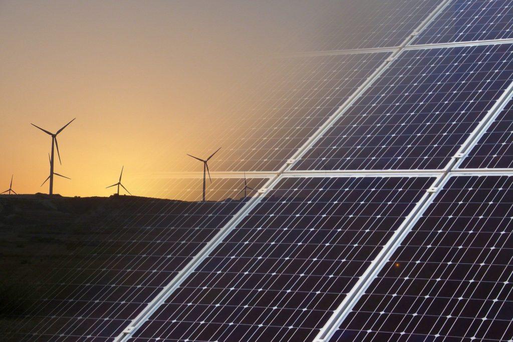Energia wiatrowa isloneczna
