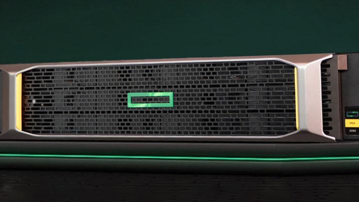 HPE MSA – Hewlett Packard Enterprise przedstawia pamięć masową nowej generacji