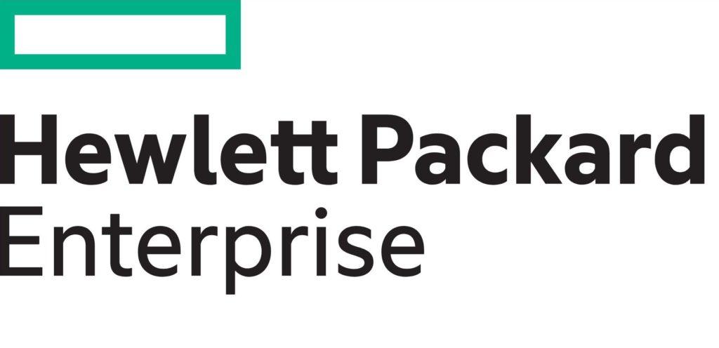 HPE MSP Hewlett Packard Enterprise Logo