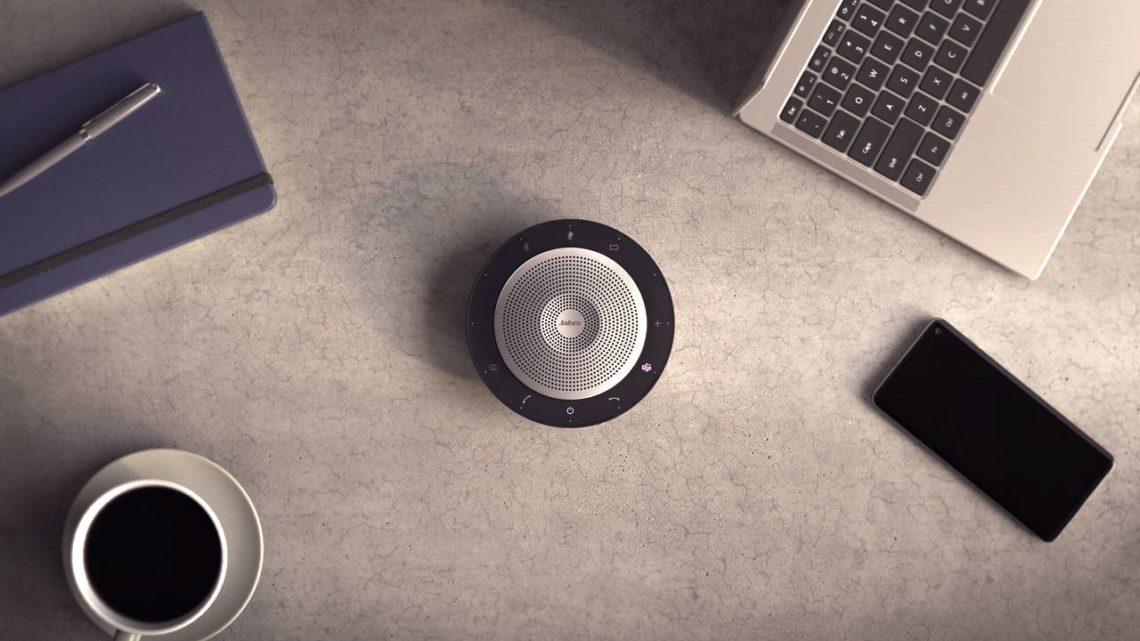 Jabra Speak 750 – dźwięk najwyższej klasy dospotkań wdowolnym miejscu