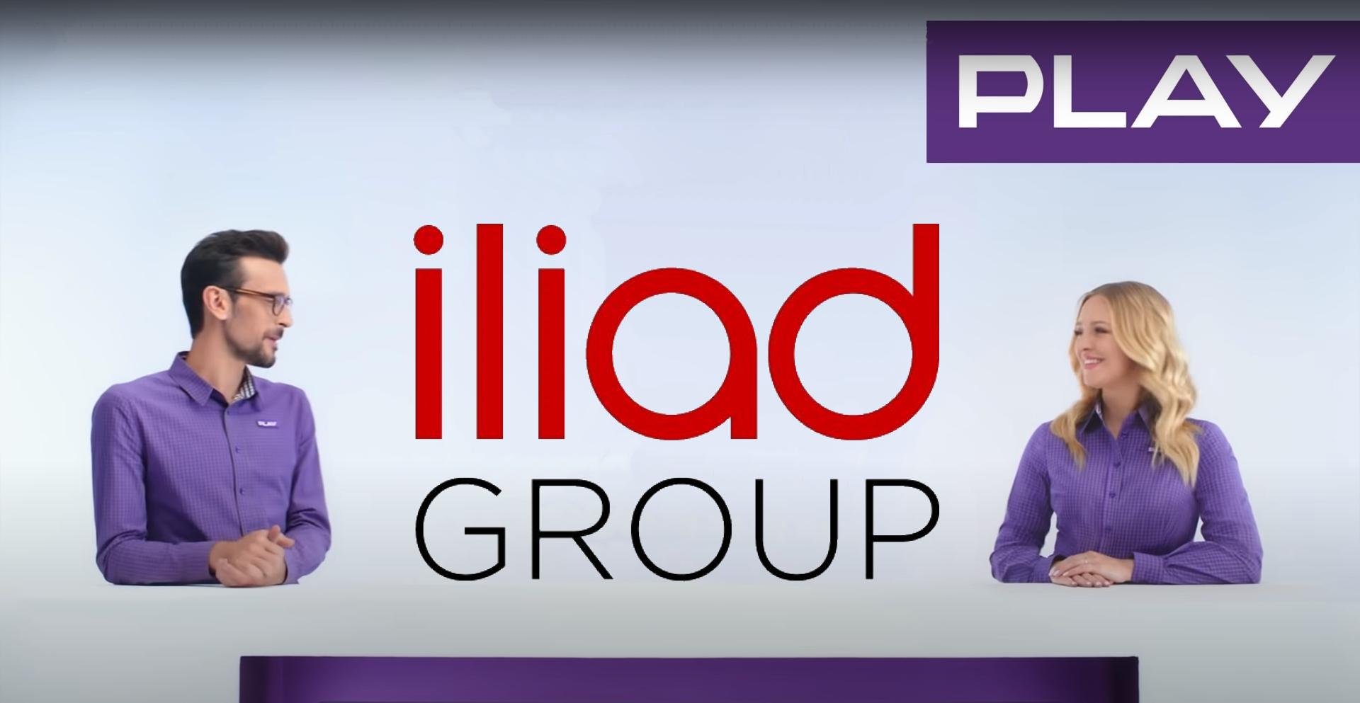 Play iliad Group Przejęcie