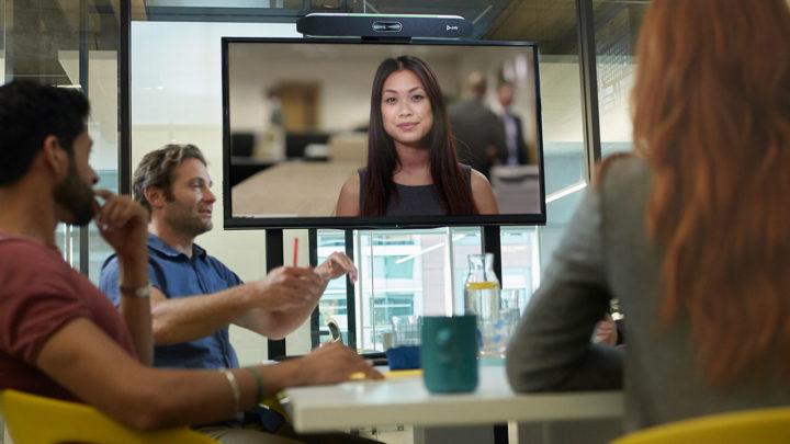 Poly Studio X30 – zintegrowany system wideokonferencyjny (ITbiznes wBiznes24 odc. 24)
