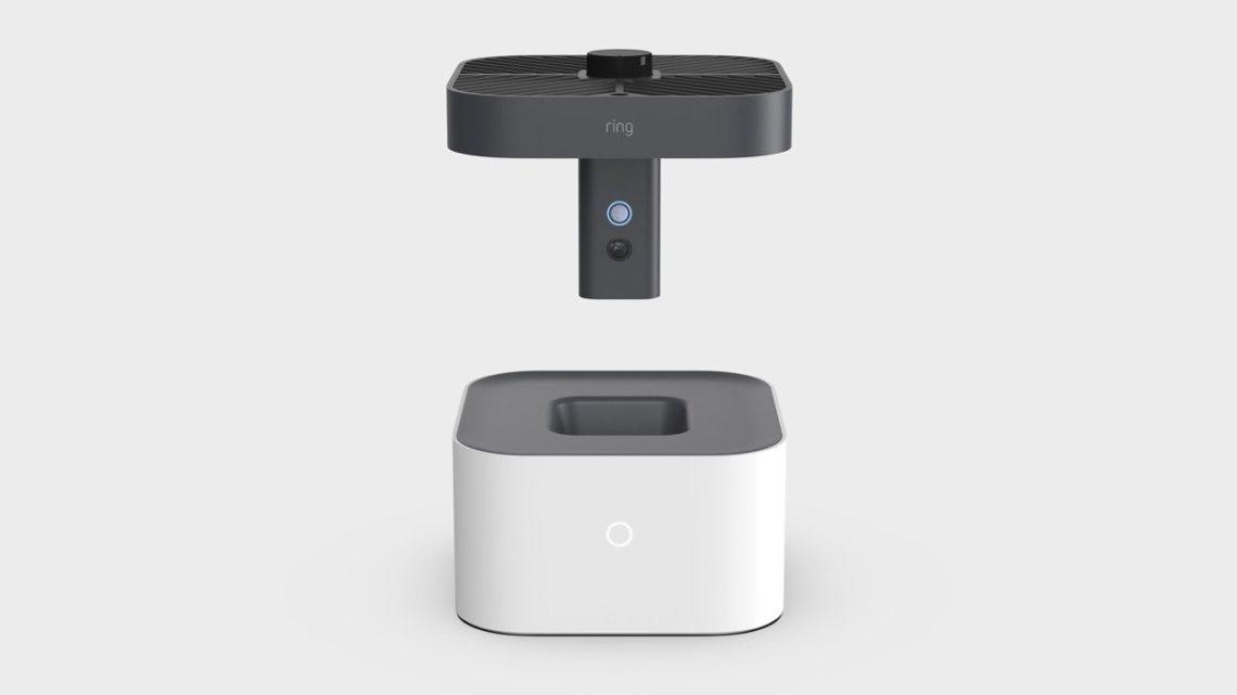Ring Always Home Cam – kamera domonitoringu będąca także… dronem!