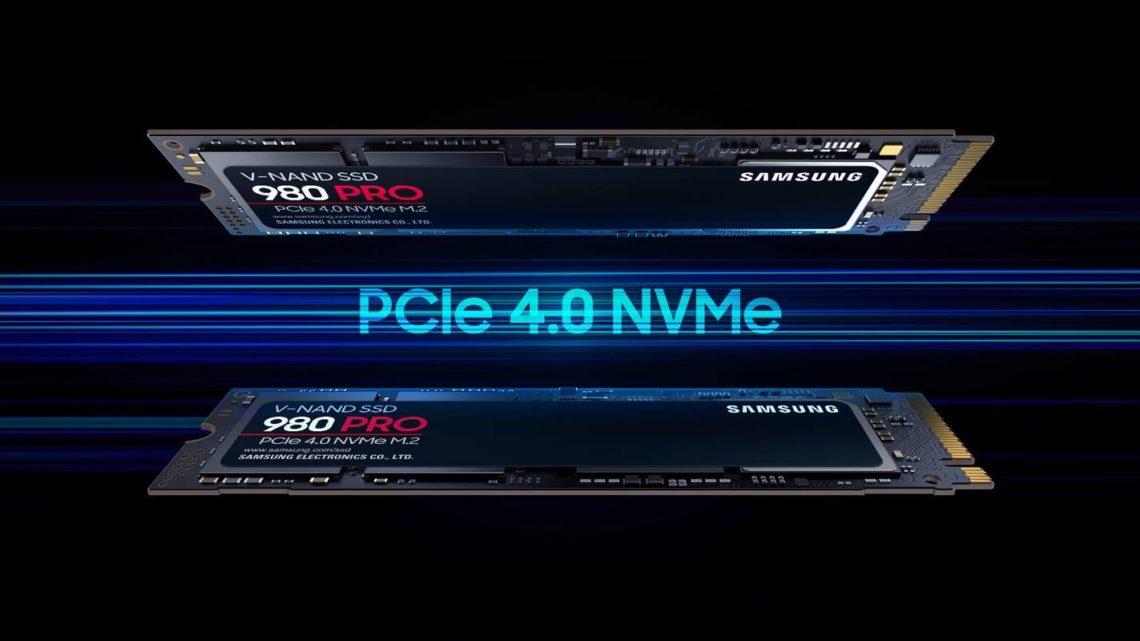 Samsung 980 PRO pierwszym nośnikiem SSD producenta dla magistrali PCIe 4.0