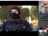 Sztuczna inteligencja demaskuje funkcjonariuszy OMON naBiałorusi