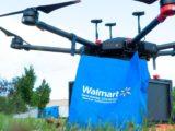 Walmart wykorzysta drony dotransportu zakupów