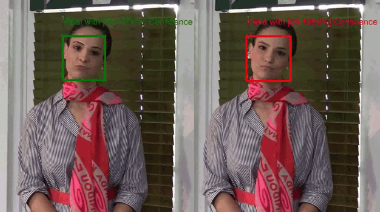 Wykrywanie deepfake