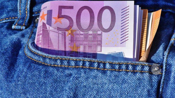 WRotterdamie możesz dostać mandat zaposiadanie gotówki ponad 2000 euro