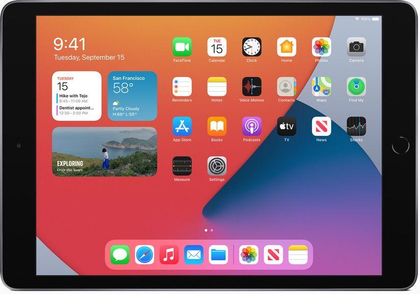 Apple iPad 8 pulpit