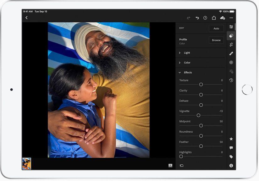 Apple iPad 8 grafika
