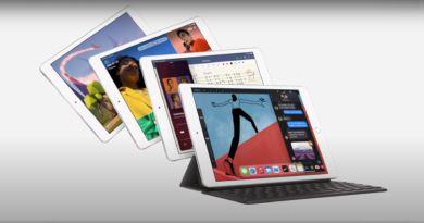 Apple iPad 8 premiera