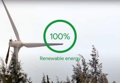 Google Energia wiatrowa isloneczna zeroemisyjna 2030