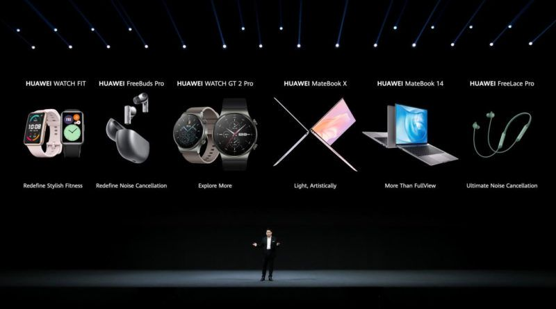 Harmony OS na Huawei Developer Conference 2020