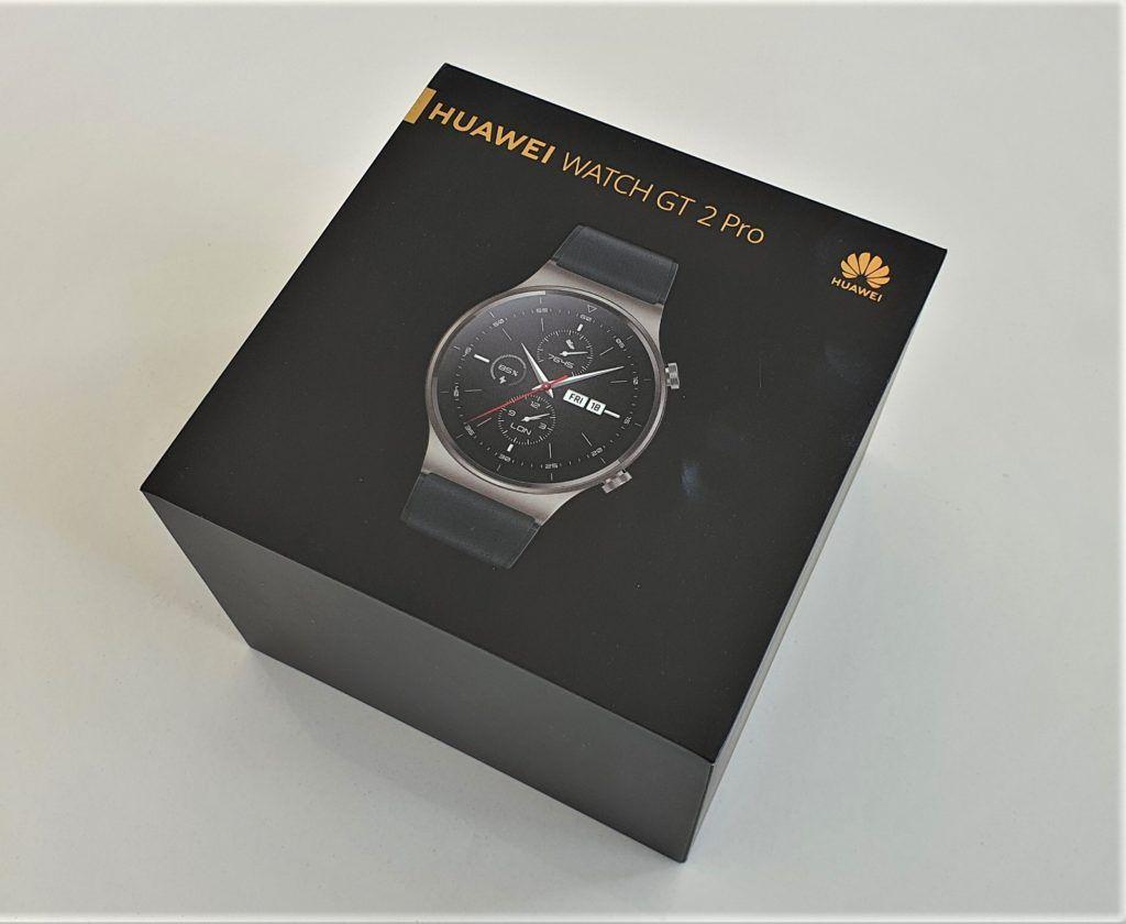 Huawei Watch GT 2 Pro box pudelko