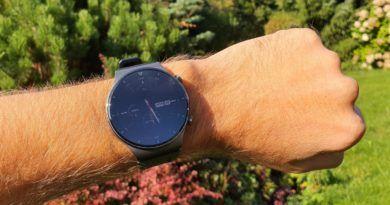 Huawei Watch GT 2 Pro na rece