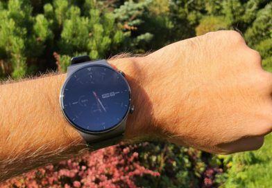 Huawei Watch GT 2 Pro narece