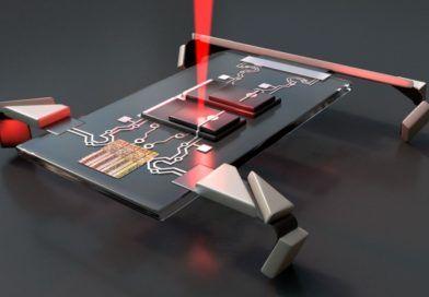 Mikroskopijne roboty rendering
