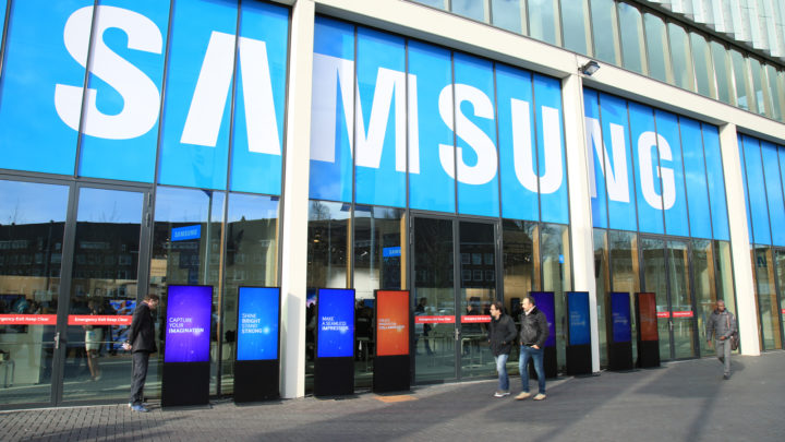 Zmarł Lee Kun-hee, twórca potęgi firmy Samsung