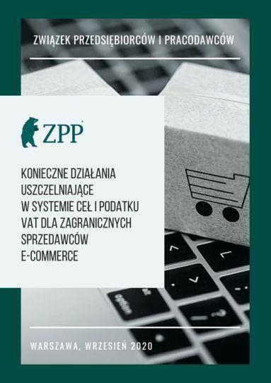 Raport Związku Przedsiębiorców iPracodawców - PDF