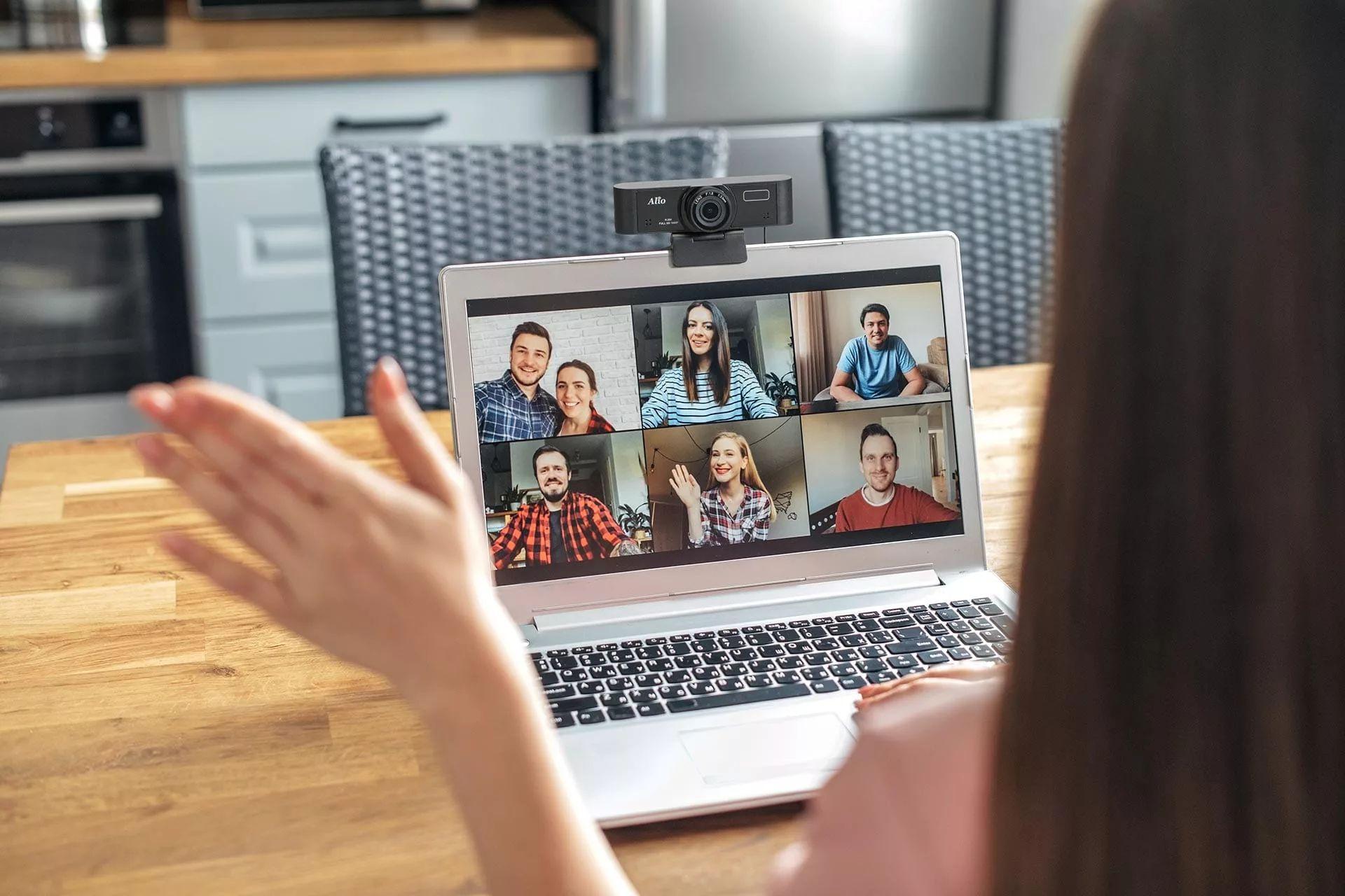 Alio - kamery do wideokonferencji