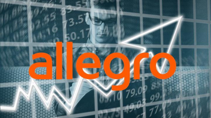Allegro debiutuje naGPW – duży wzrost cen akcji