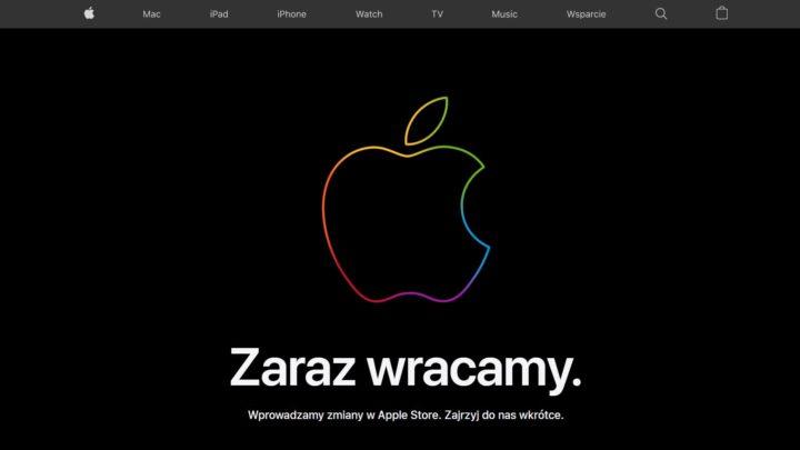 Apple Store niedziała nacałym świecie – powodem premiera iPhone 12?