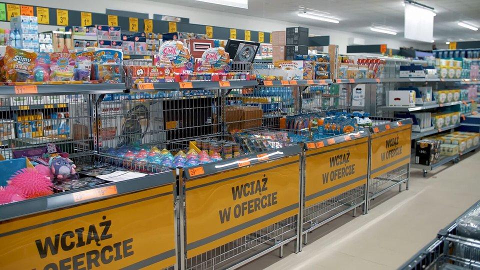 Franczyza Biedronki – sklepy obejdą zakaz zakupów wniedzielę towary