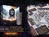 Frostpunk The Board Game Kickstarter - tytuł