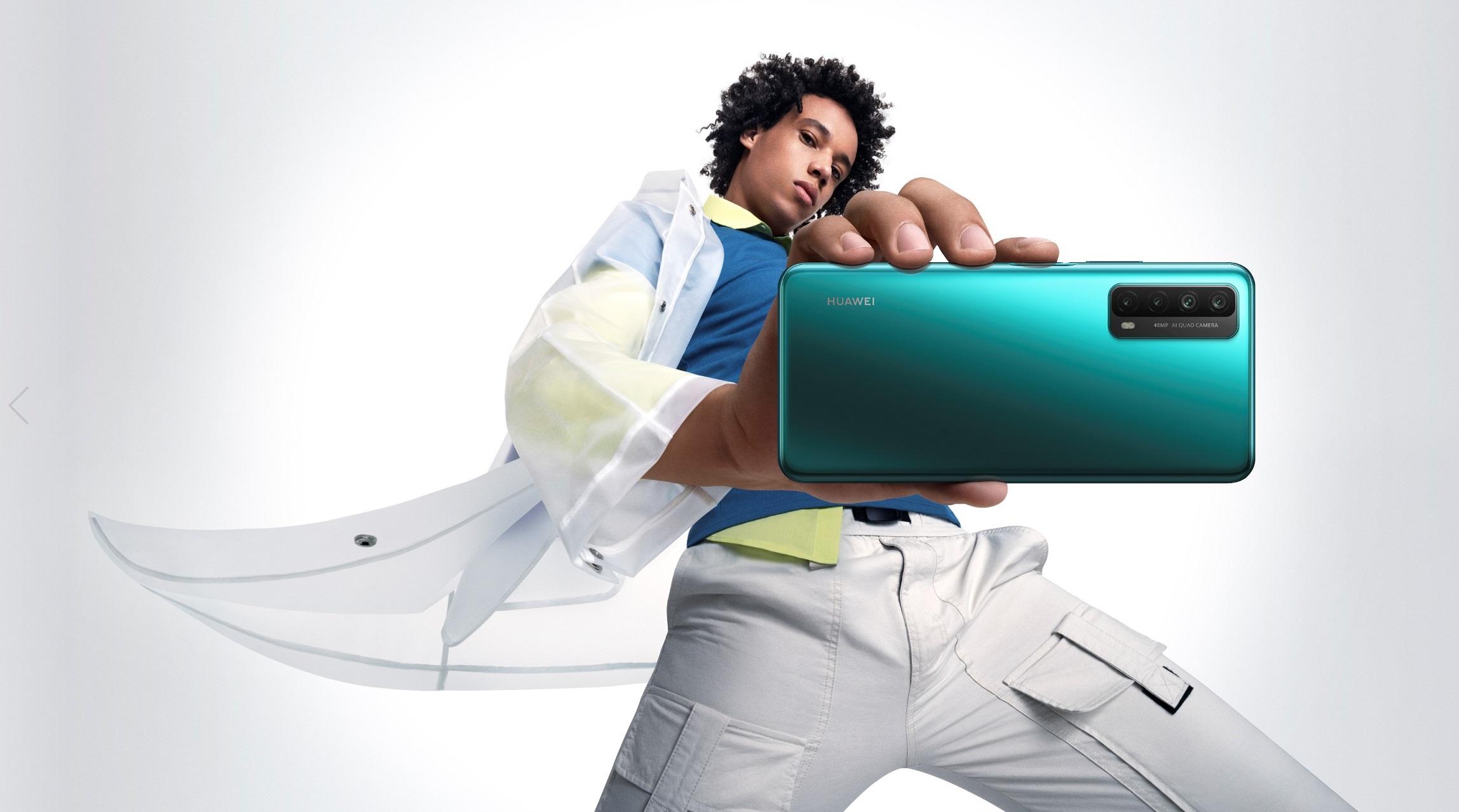 Huawei P smart 2021 MateBook X 14