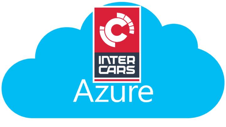 Inter Cars wchmurze Microsoft Azure