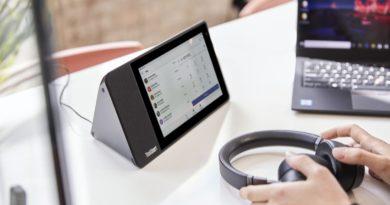 Lenovo ThinkSmart View hub Zoom