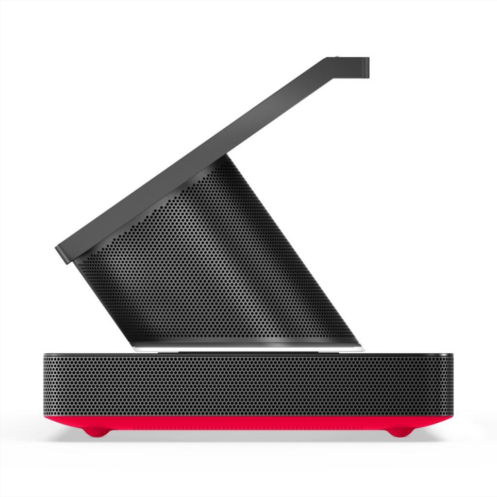 Lenovo ThinkSmart hub for Zoom Right_side_profile