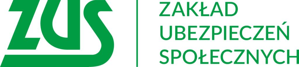 Logo ZUS nowe 1280