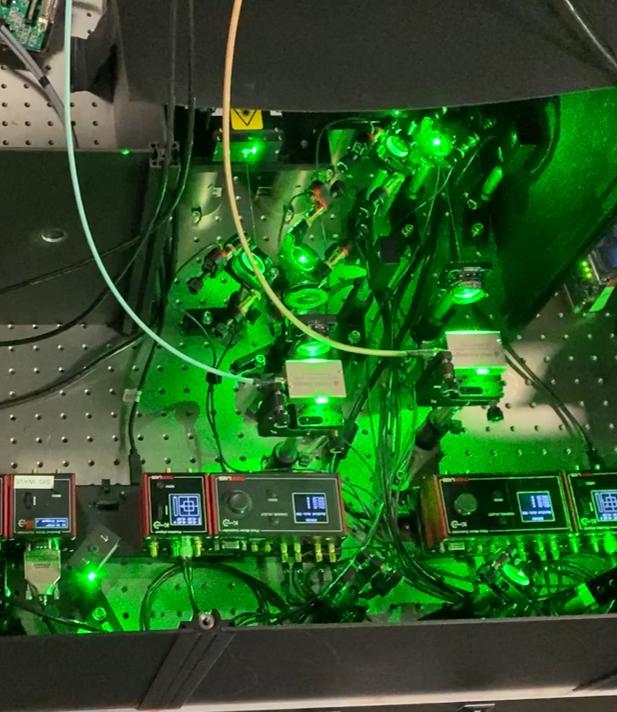 Microsoft Project HSD - pamięć holograficzna przechowywanie danych wchmurze