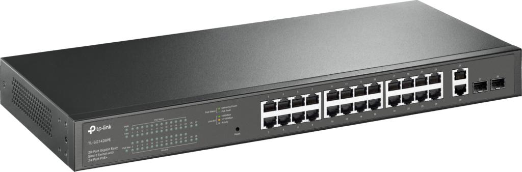 TL-SG1428PE TP-Link Przełącznik