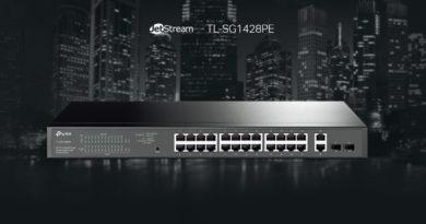 TP-Link TL-SG1428PE Przełączniki PoE