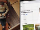 onzoom aplikacja wydarzenia zarabianie bilety - tytul
