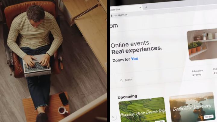 OnZoom – płatne wydarzenia iZapps – integracja Zoom zaplikacjami innych firm