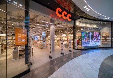 CCC stawia nae-commerce zamknie 108 sklepów