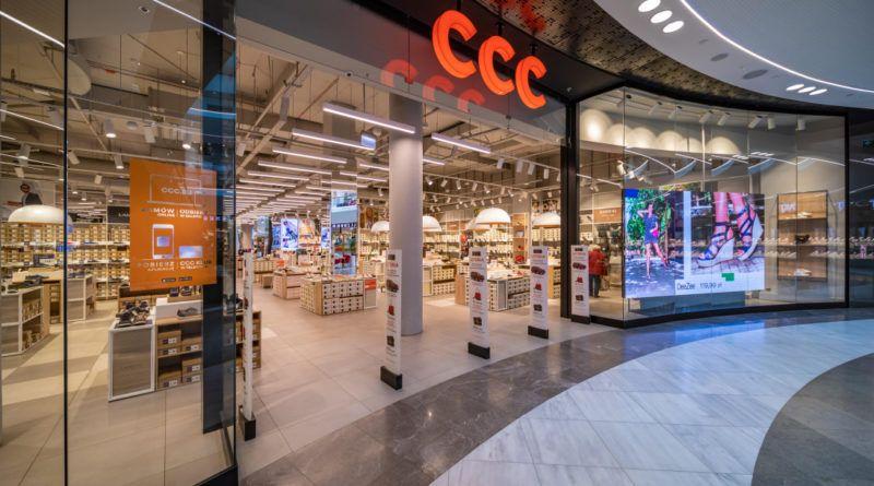 CCC stawia na e-commerce zamknie 108 sklepów