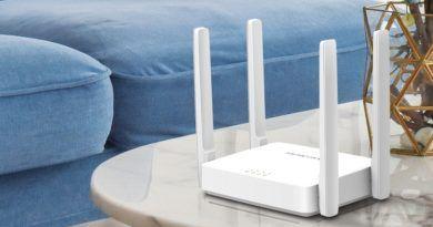 Mercusys AC10 router Wi-Fi 5 AC1200
