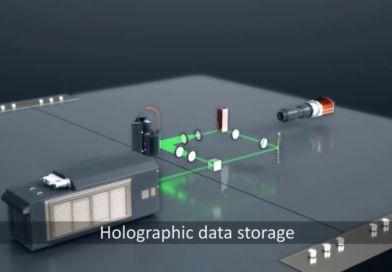 Microsoft Project HSD - pamięć holograficzna doprzechowywania danych wchmurze