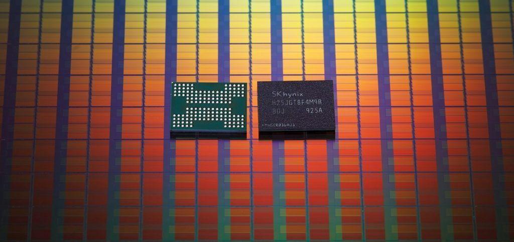 SK Hynix pamięci NAND Intel