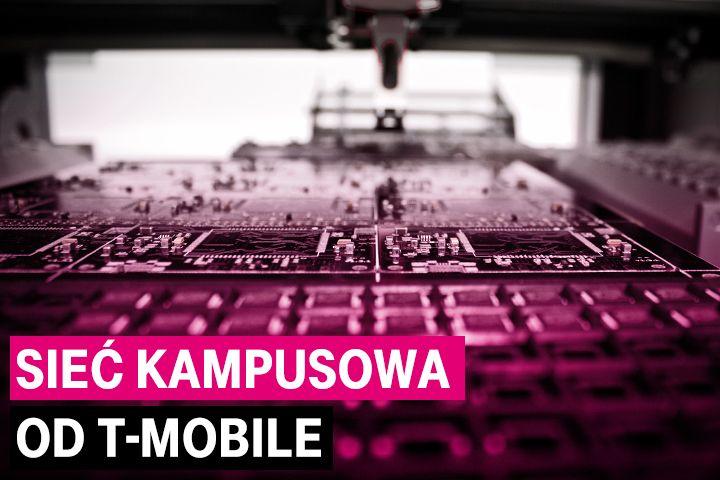 T-Mobile sieć kampusowa
